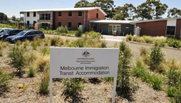 Hunger strike at Melbourne detention centre
