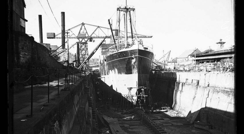 The Balmain ironworkers' strike of 1945