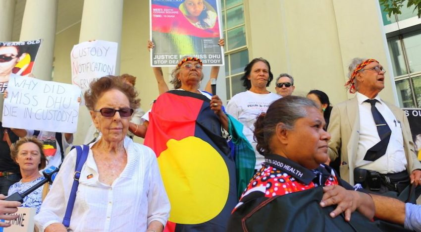 WA: Police negligence exposed at Ms Dhu inquest