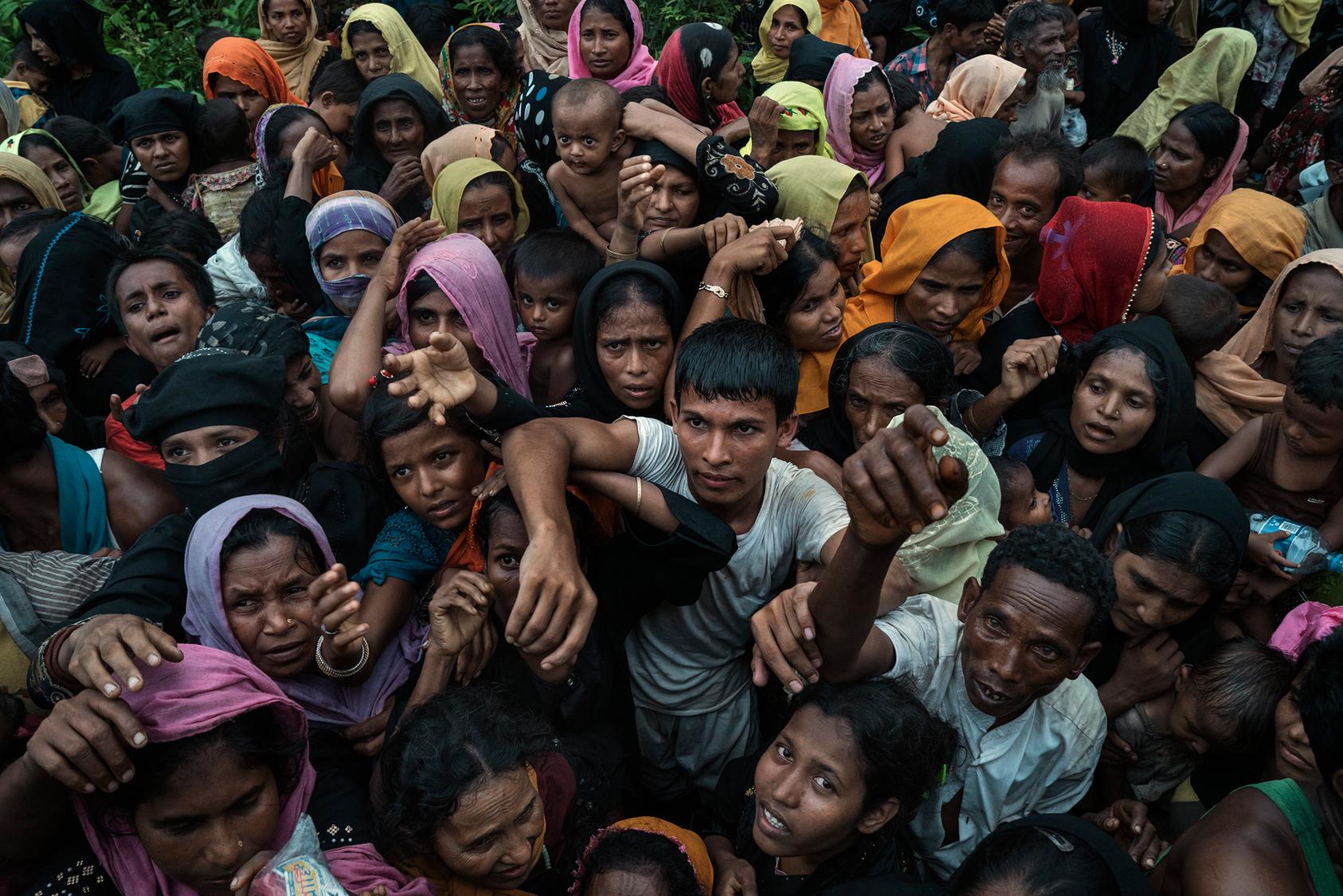 Myanmar: The Rohingya crisis