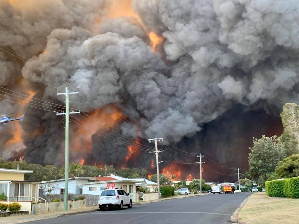 Climate inaction and budget cuts fuel devastating bushfires
