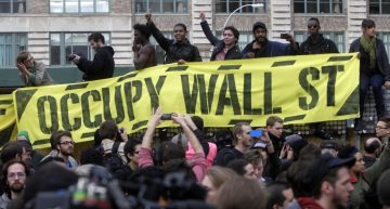 Five year anniversary: Occupy opens an era of struggle