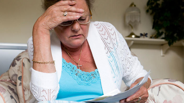 Heat or eat: The issues facing many retired workers
