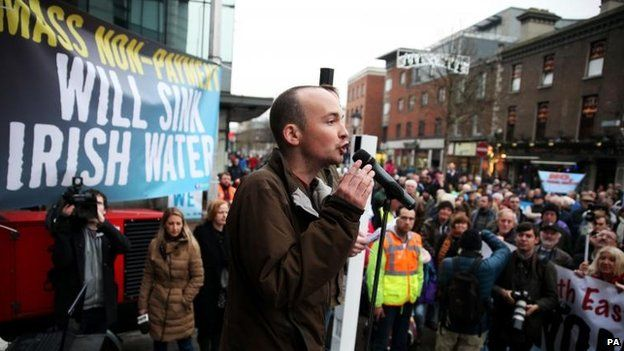 Irish win on water charges… war on the left