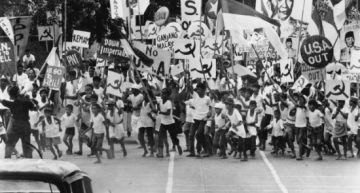 Indonesia 1965: 50 years since anti-communist massacres