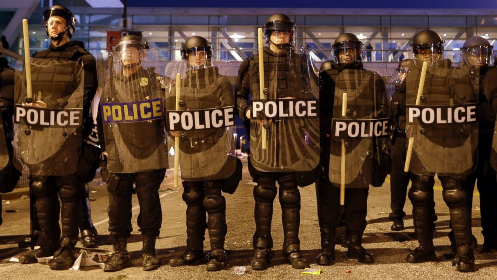 How to end racist policing?