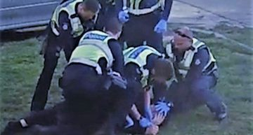 Police violence in Victoria exposed