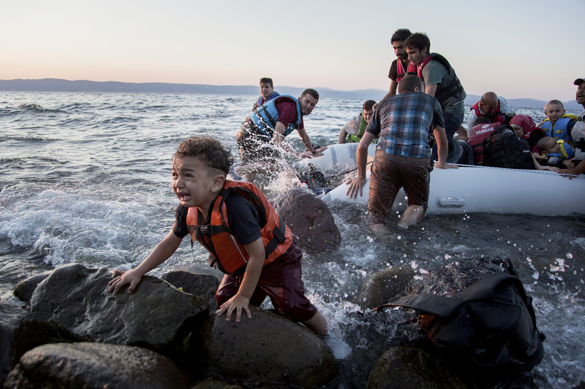 Refugees, border protection and the nationalist myth