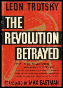 revolution betrayed