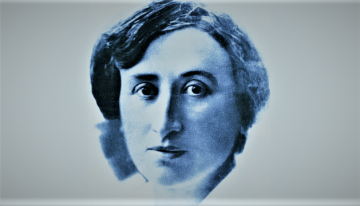 A picture of Rosa Luxemburg