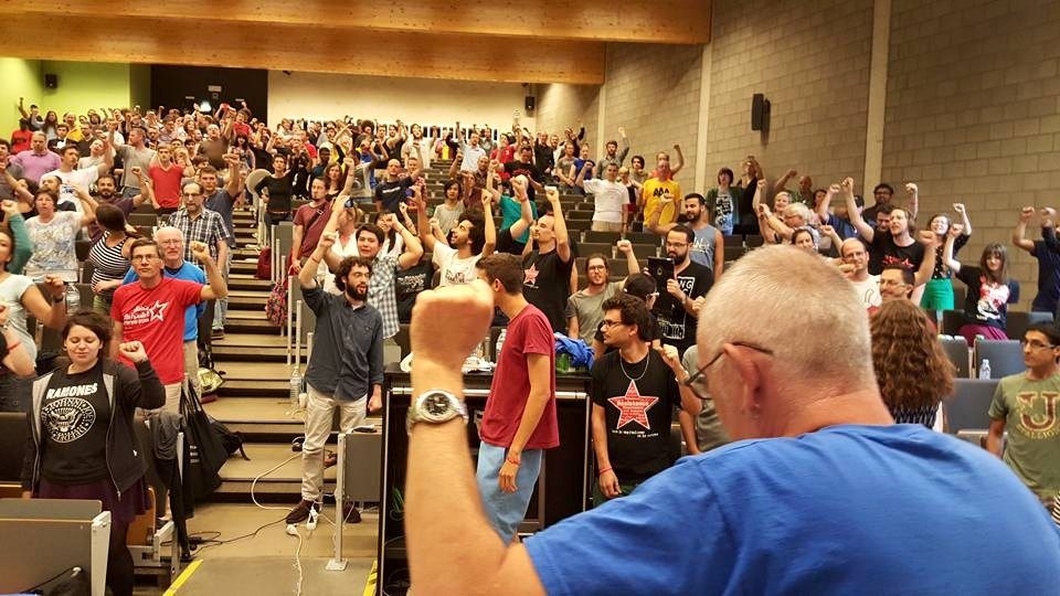 The euro-crisis and prospects for class struggle