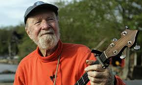 Pete Seeger: Sound of US protest movement
