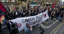 UK: PEGIDA outnumbered in Newcastle