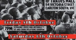 Successful Socialism 2012 conference held in Melbourne