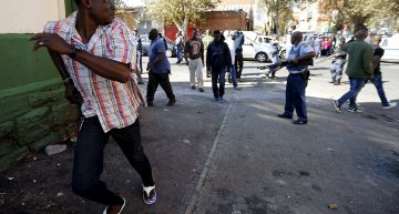 Fighting xenophobia in South Africa