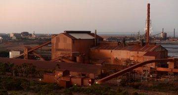 The steel industry crisis explained
