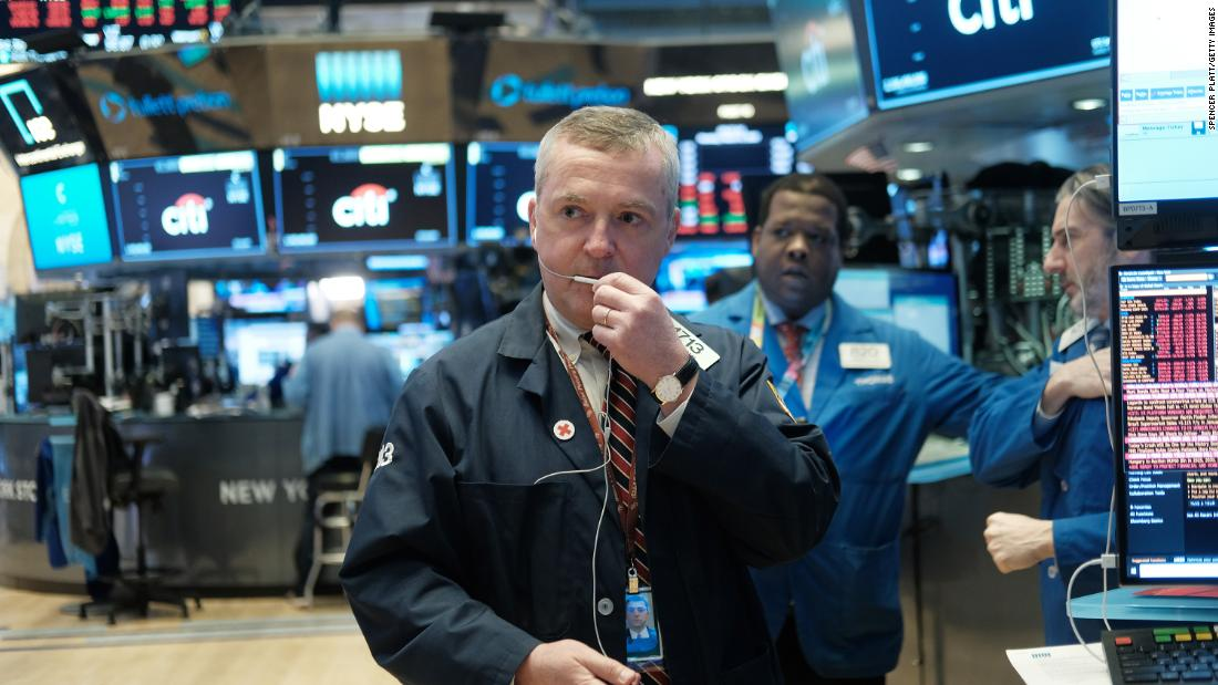 Stock market freefall as fears of recession mount