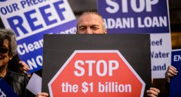Stop Adani and fight for green jobs