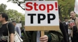 Trans-Pacific Partnership agreement bad news for workers