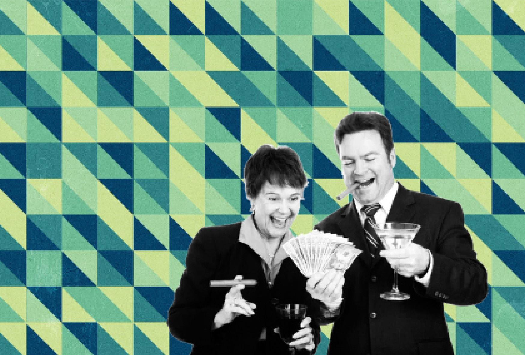 Australia's rich still getting richer
