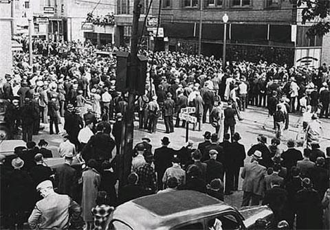 Teamster Rebellion: 80th anniversary of historic US strike