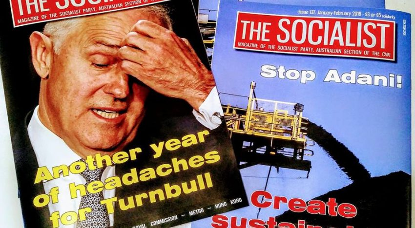 Reading The Socialist for the first time?