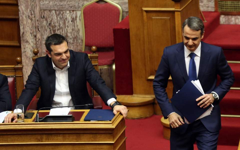 No surprises in Greek general election