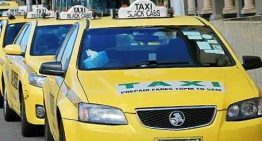 End the taxi licence rort