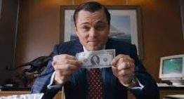 Film review: The Wolf of Wall Street