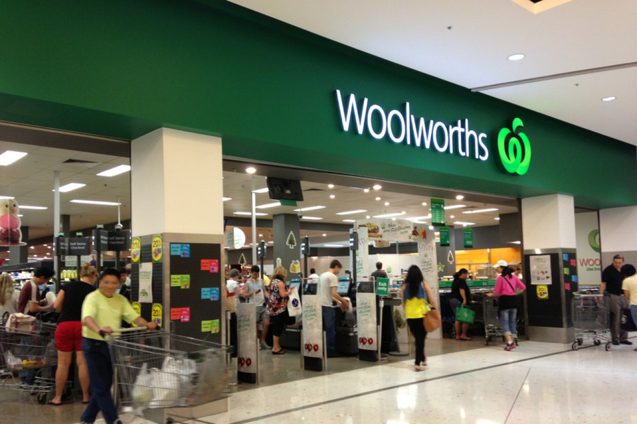Woolworths steal $300 million